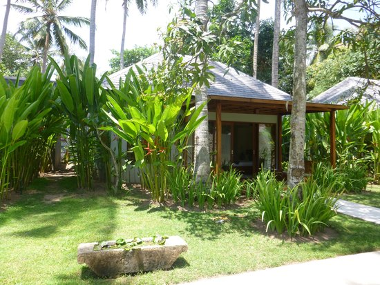 The Chandi Boutique Resort & Spa: Our Garden Villa