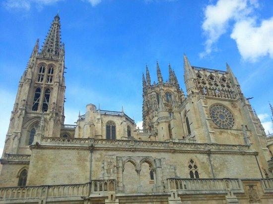 Burgos Cathedral - Picture of Catedral de Burgos, Burgos ...