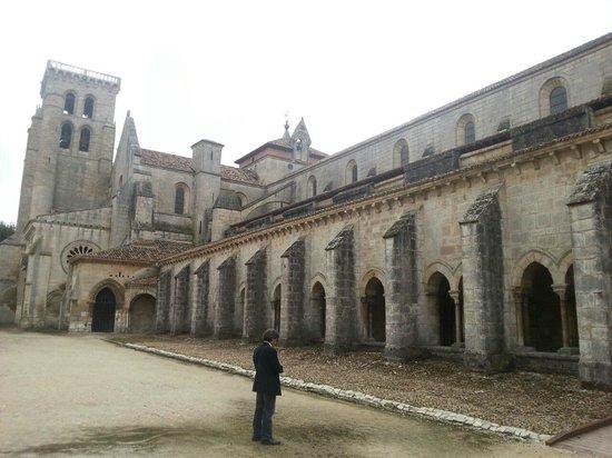 Monasterio de las Huelgas: Exterior1