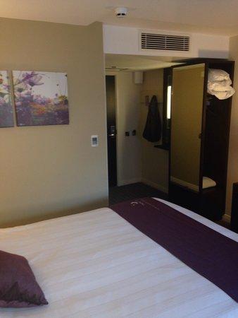 Premier Inn Liverpool City Centre (Moorfields) Hotel: Bedroom