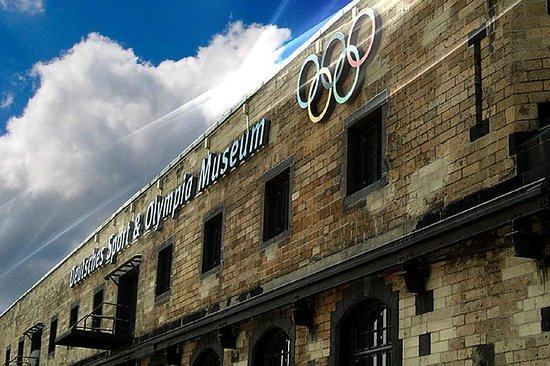 ‪German Sports and Olympic Museum‬