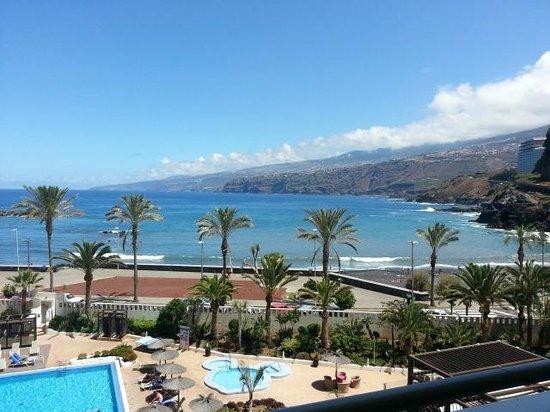 Beatriz Atlantis & Spa Hotel: The view from my balcony.