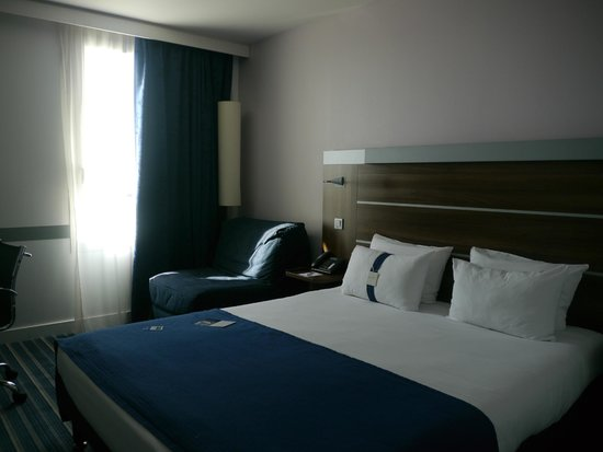 Holiday Inn Express Marseille-Saint Charles: Neat rooms