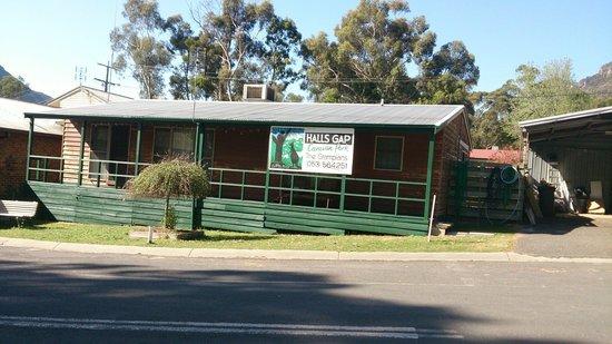 Halls Gap Caravan Park: Office