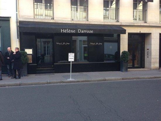 entr e rue d 39 assas picture of helene darroze paris tripadvisor. Black Bedroom Furniture Sets. Home Design Ideas