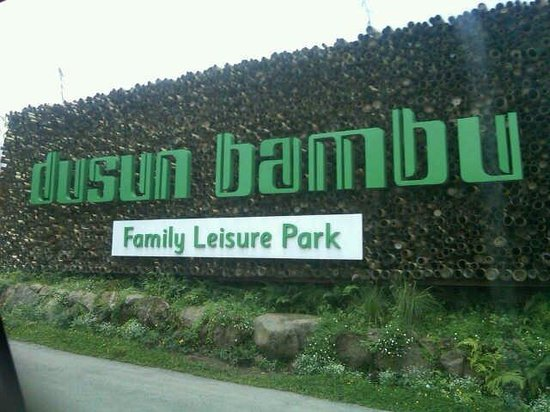 ‪Dusun Bambu Family Leisure Park‬