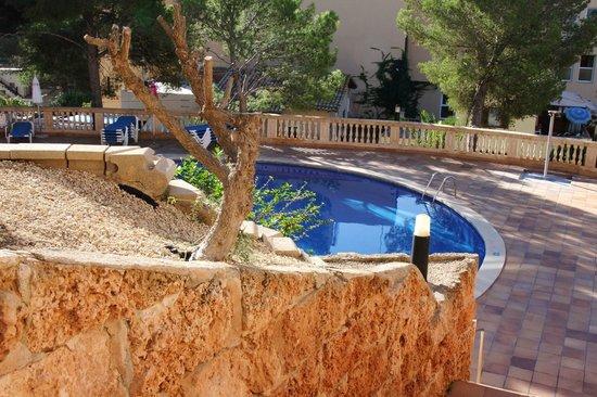Hotel Seramar Sunna Park: apart zwembad bij de appartementen