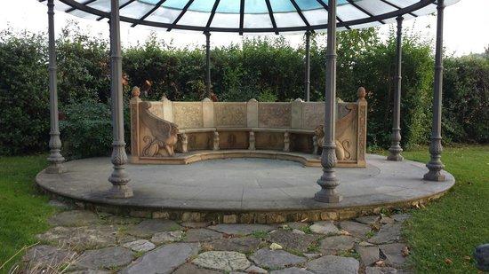 Villa Olmi Firenze: Garten