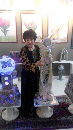 Mirror House: Madam Lidia Qattan
