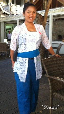 Boardwalk Restaurant & Lounge : THe best hostess  - Kris