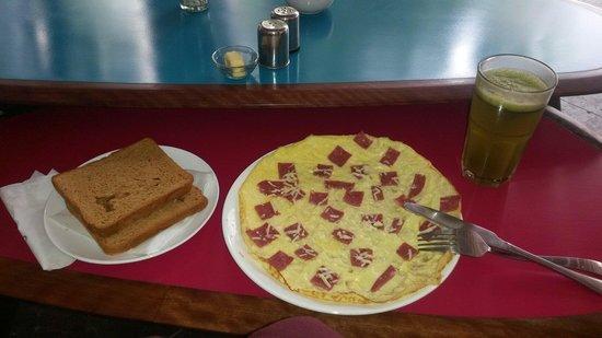 Artika Cafe Gallery : Heerlijk
