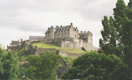 Channings Hotel: Castello di Edimburgo