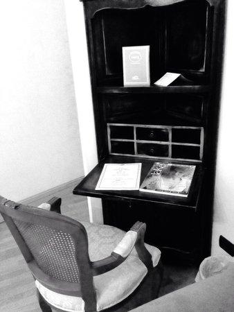 Posta Hotel Ristorante: Beauty desk