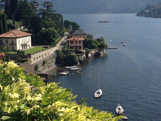 Posta Hotel Ristorante: View of the village