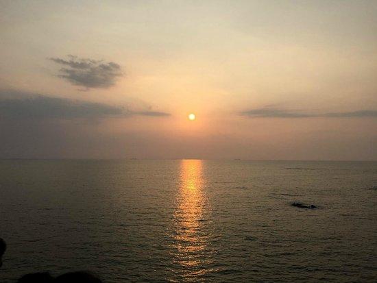 Prainha Resort : View from Pool side