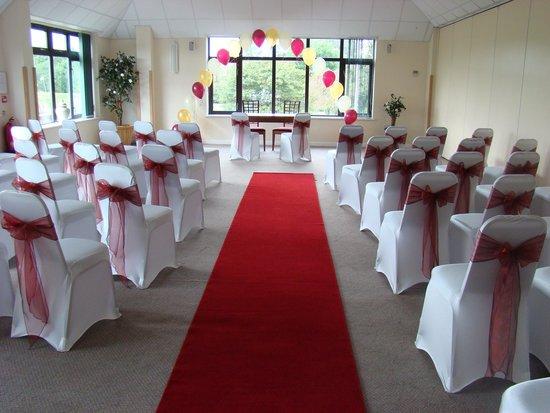 The Wiltshire: Weddings
