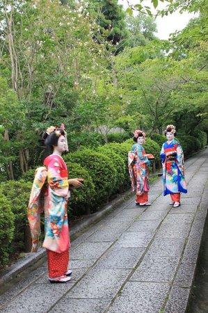 Sannenzaka Ninenzaka: de paseo