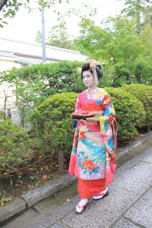 Sannenzaka Ninenzaka: Geisha
