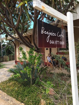 Beejuice Cafe: Hidden Gem