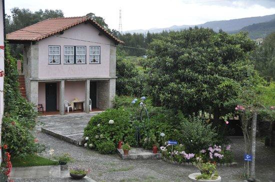 Quinta do Vale do Monte: Vue de la chambre