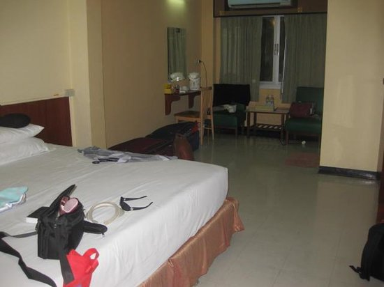Swan Hotel Bangkok: The room