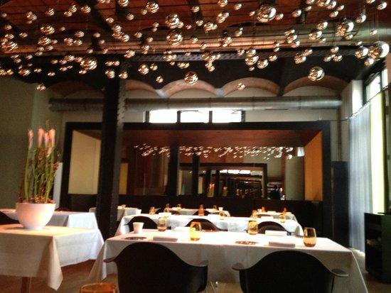 Restaurant Reinstoff : Ambiente