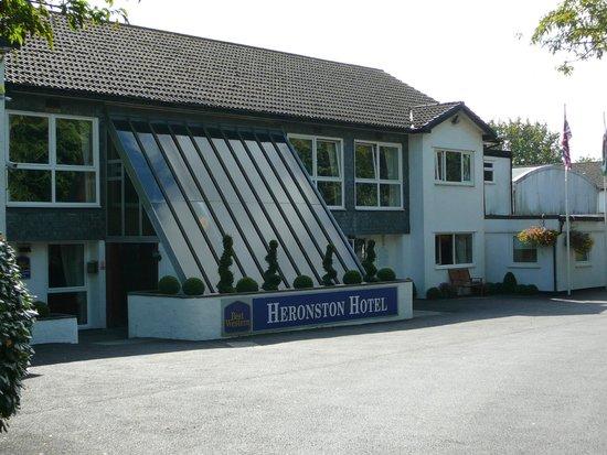 Best Western Heronston Hotel & Spa : Heronston Hotel & Spa