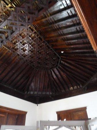 Isla Baja Suites: le plafond de la chambre !