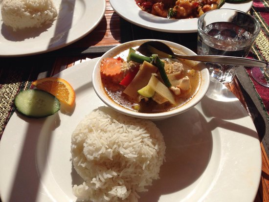 Thai Food Cleveland Brisbane