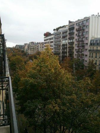 Mercure Paris Montparnasse Raspail : from the 5th floor