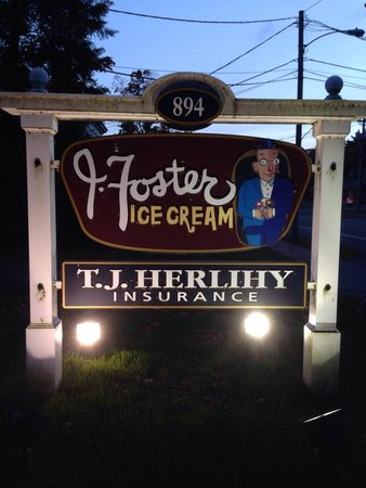 J Foster Ice Cream