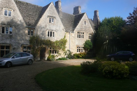 Meysey Hampton, UK: The Old Rectory