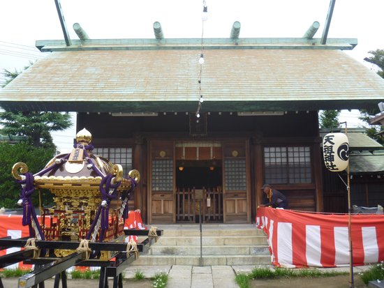 ‪Tenso Shrine‬