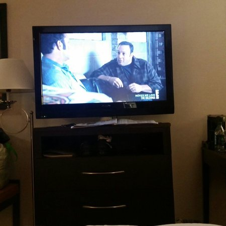 Holiday Inn Express Maspeth, Queen New York: Tv