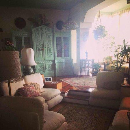 Casa Argentino B&B: living room