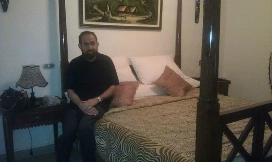 Alexander the Great Hotel: Classic double bed