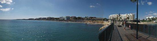 Brilliant Hotel Apartments: Flamigo beach