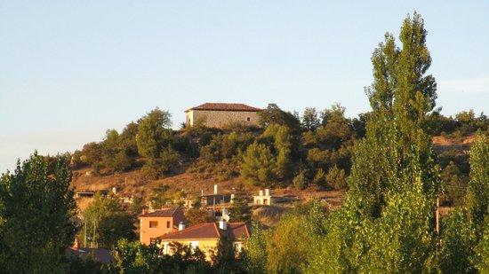 Sotillo de la Ribera, Espanha: La ermita coronando el monte de San Jorge