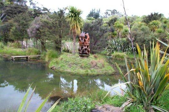 Driving Creek Villas: Coromandel
