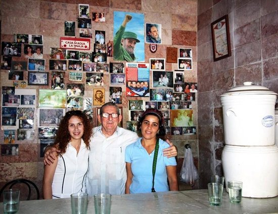 Casa del Agua La Tinaja