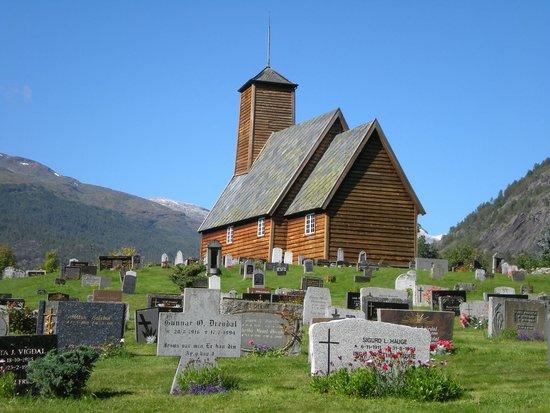 Gaupne Old Church