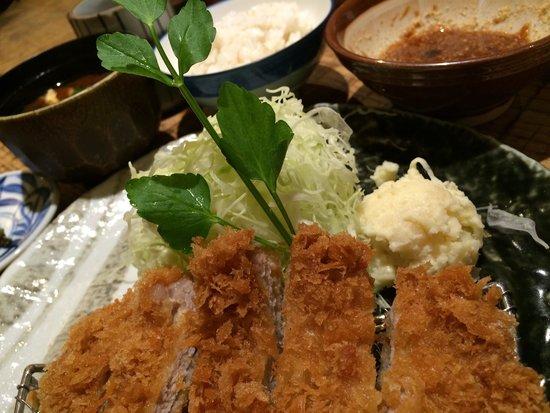 Katsukura, Sanjo Honten: Our Tonkatsu Meal Set