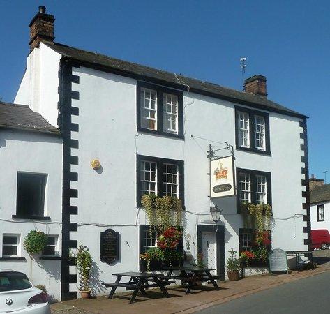 The Crown Inn: Crown Inn, Kirkoswald, Cumbria.