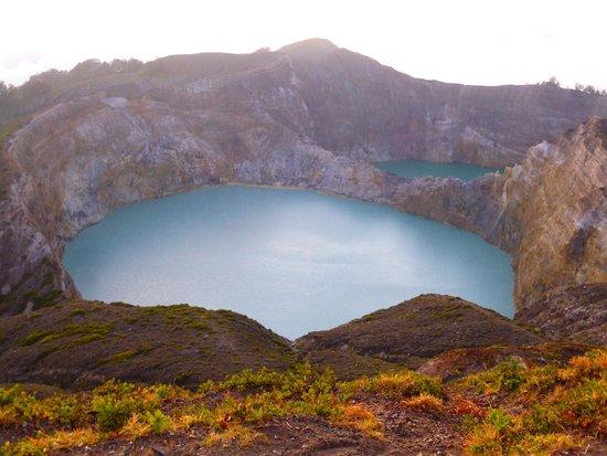 Kelimutu Crater Lakes Eco Lodge, Moni, Flores: Kelimutu Crater Lakes