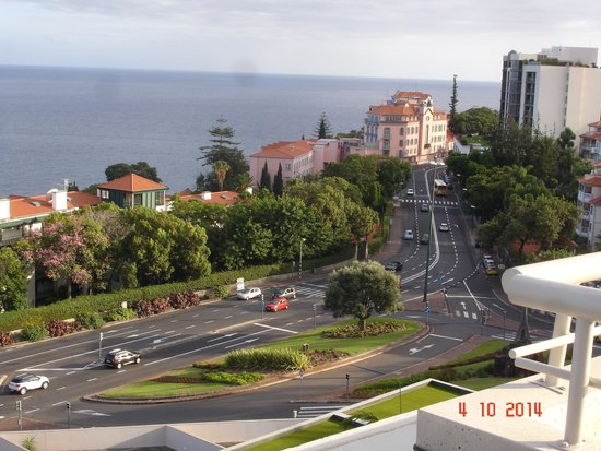 Enotel Quinta do Sol : Sea view from roof top