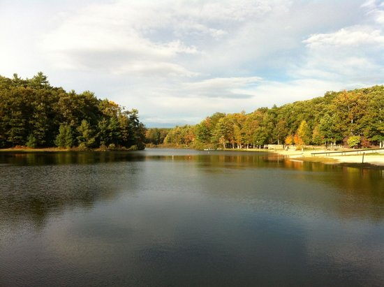 Huntingdon, PA: Whipple Lake