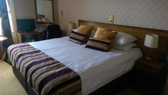 Cairngorm Hotel: Hotel room