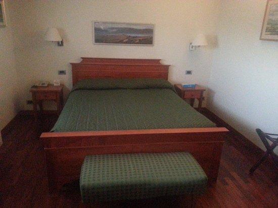 Hotel Rutiliano: camera