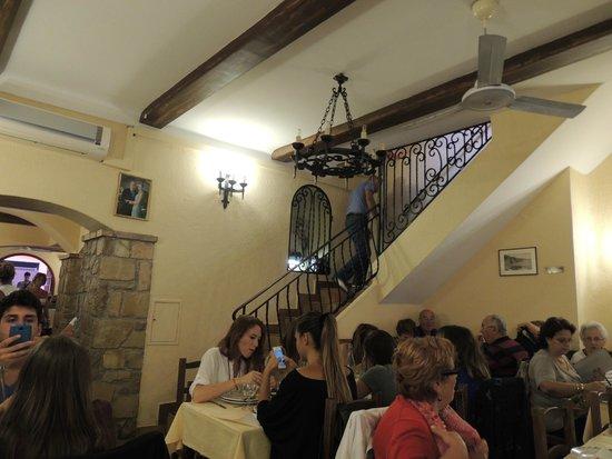 L'Aurore: Sala da pranzo