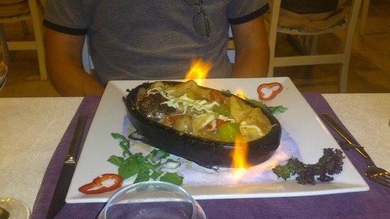 Agora Restaurant: Lamb stew.  Delicious.